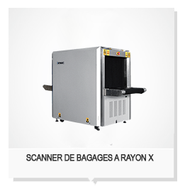 SCANNER DE BAGAGES A RAYON X 1