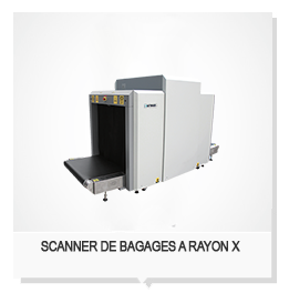 SCANNER DE BAGAGES A RAYON X 2
